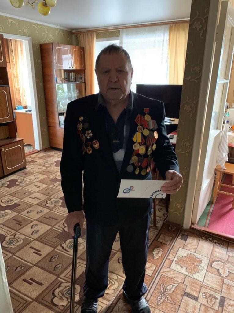 Абрамов Иван Семенович, ОГМ