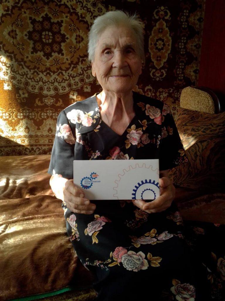 Милешина Мария Тимофеевна, УИТ