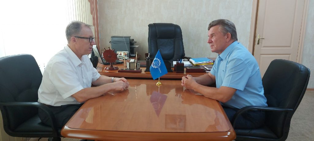 встреча с Котовым