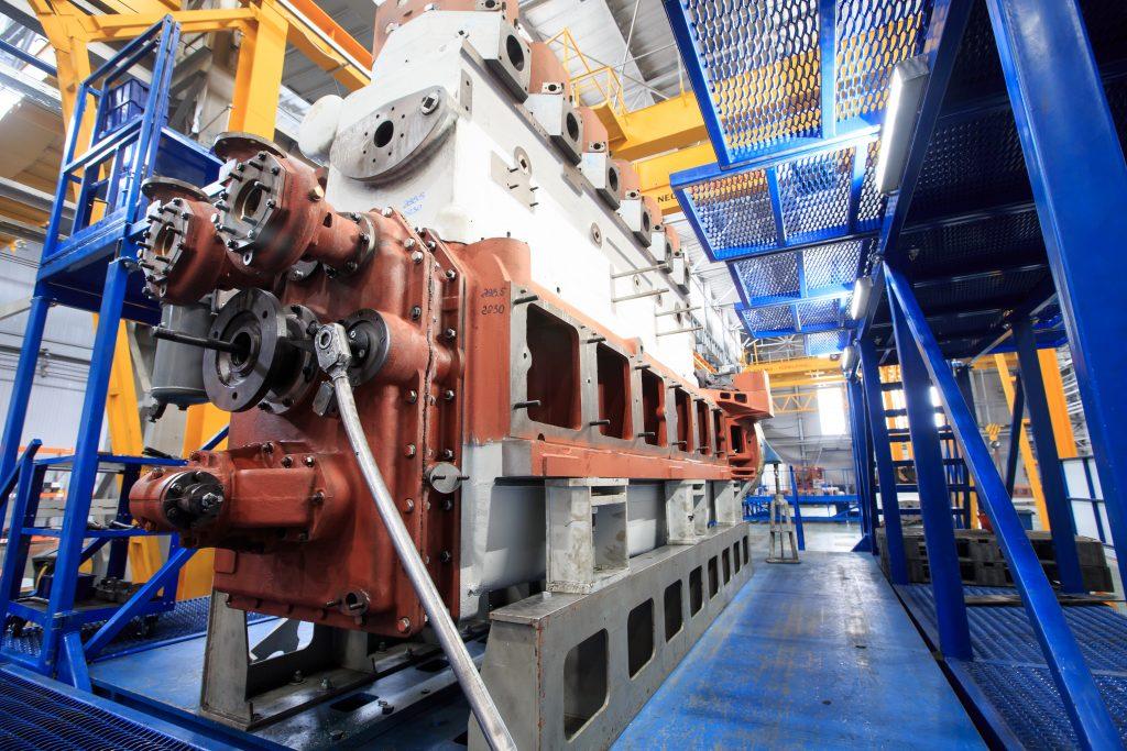 На ПДМ осваивают ремонт дизель-генераторов