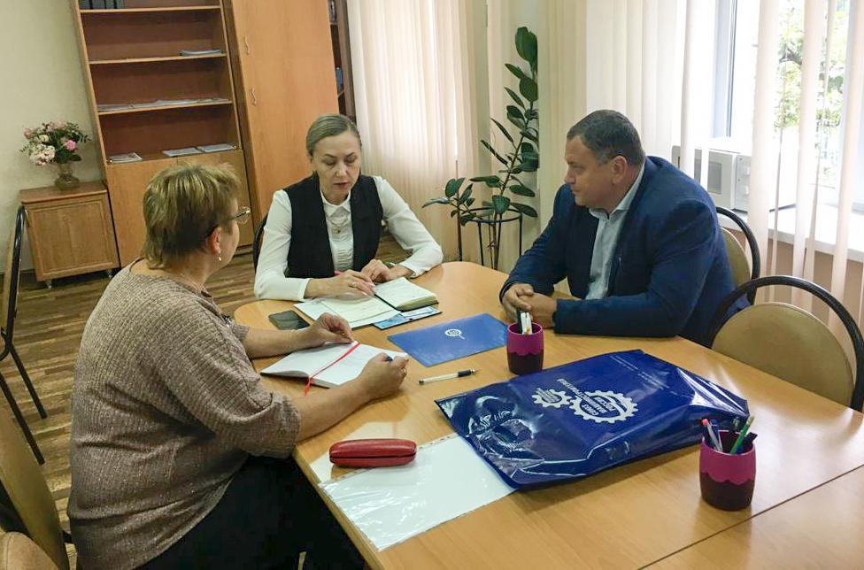 Встреча с Чистяковой2